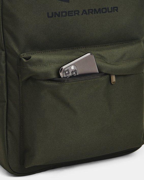 UA Loudon Backpack, Green, pdpMainDesktop image number 3