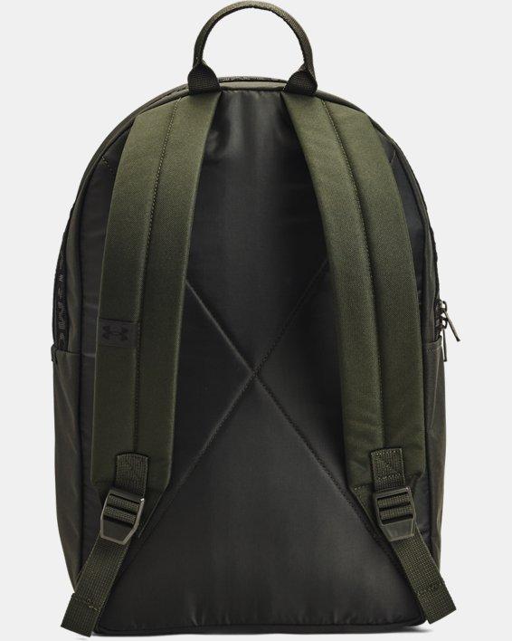 UA Loudon Backpack, Green, pdpMainDesktop image number 2