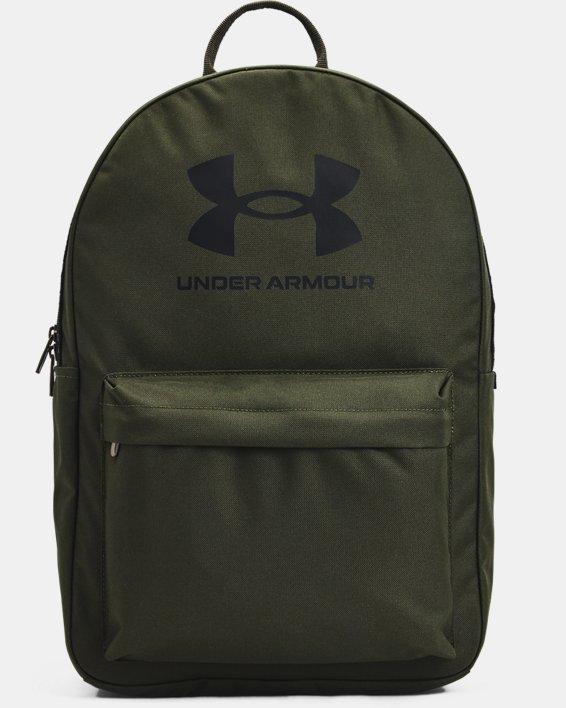 UA Loudon Backpack, Green, pdpMainDesktop image number 1