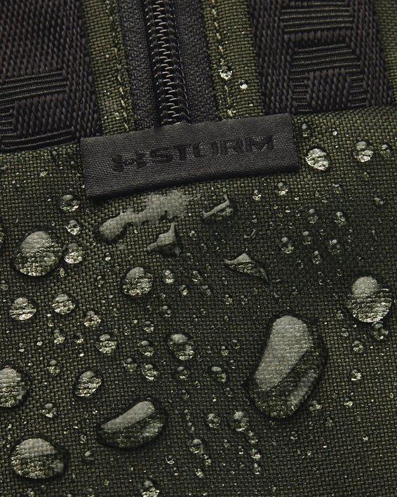 UA Loudon Backpack, Green, pdpMainDesktop image number 5