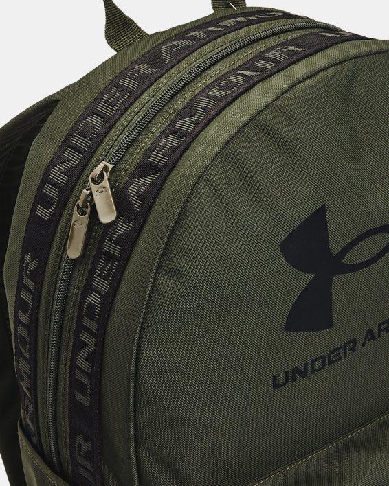 UA Loudon Backpack, Green, pdpMainDesktop image number 6