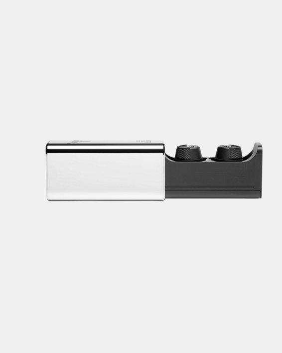UA True Wireless Flash X Project Rock Edition Headphones, Black, pdpMainDesktop image number 4