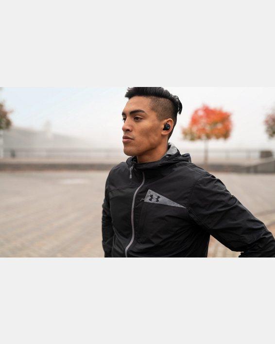 UA True Wireless Flash X Headphones, Black, pdpMainDesktop image number 4