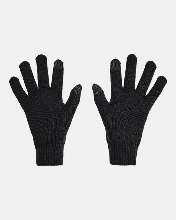 Women's UA Around Town Gloves, Black, pdpMainDesktop image number 1