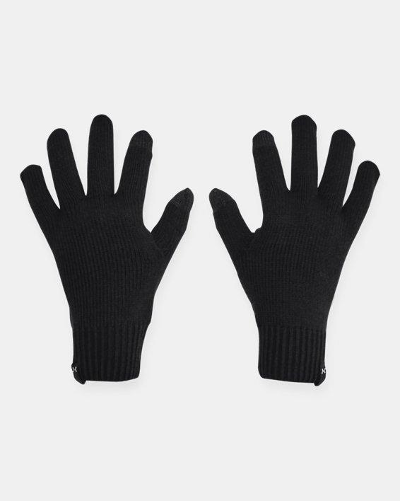 Women's UA Around Town Gloves, Black, pdpMainDesktop image number 0