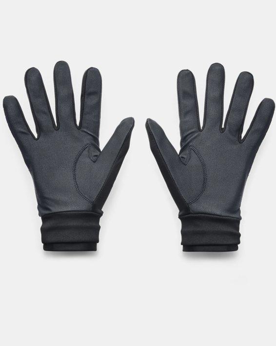 Men's ColdGear® Infrared Golf Gloves, Black, pdpMainDesktop image number 1
