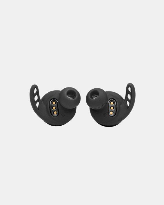 UA True Wireless Flash X Project Rock Edition Headphones, Black, pdpMainDesktop image number 1
