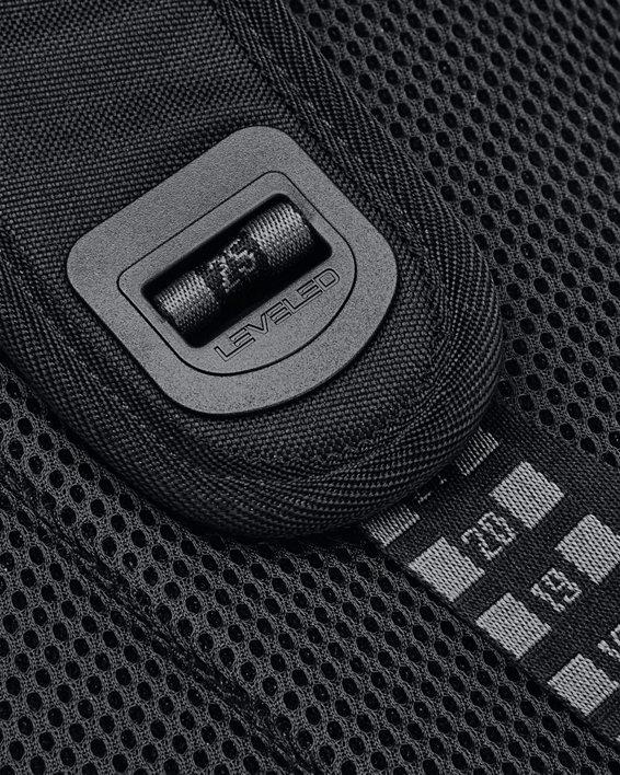 UA Hustle Pro Backpack, Black, pdpMainDesktop image number 5