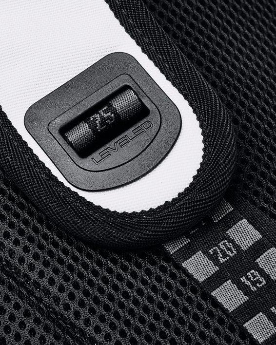 UA Hustle Pro Backpack, White, pdpMainDesktop image number 5