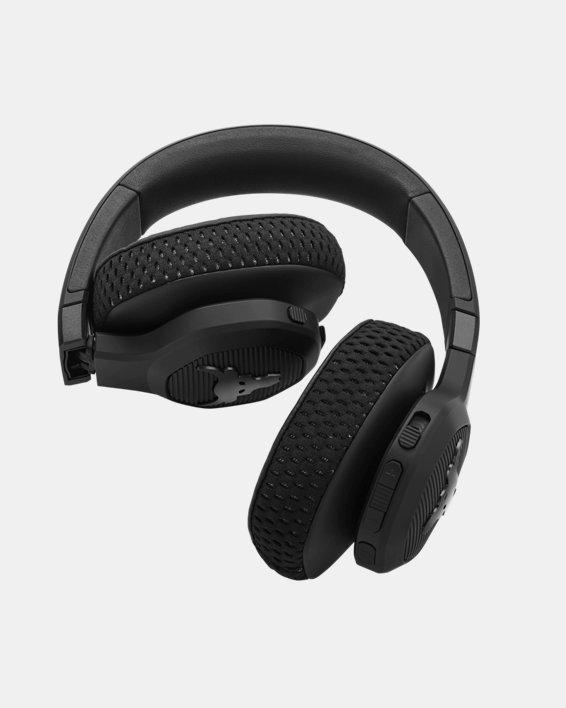 UA Project Rock Over-Ear Training Headphones, Black, pdpMainDesktop image number 5