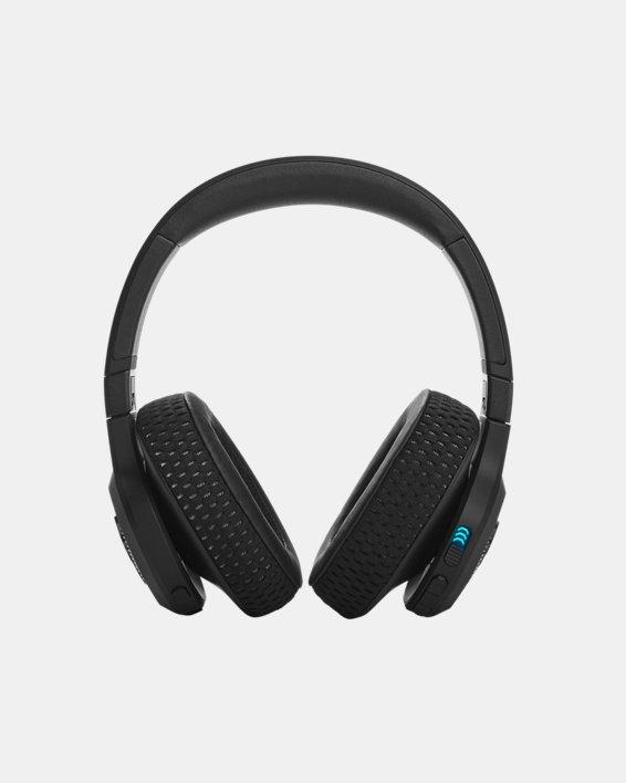 UA Project Rock Over-Ear Training Headphones, Black, pdpMainDesktop image number 3