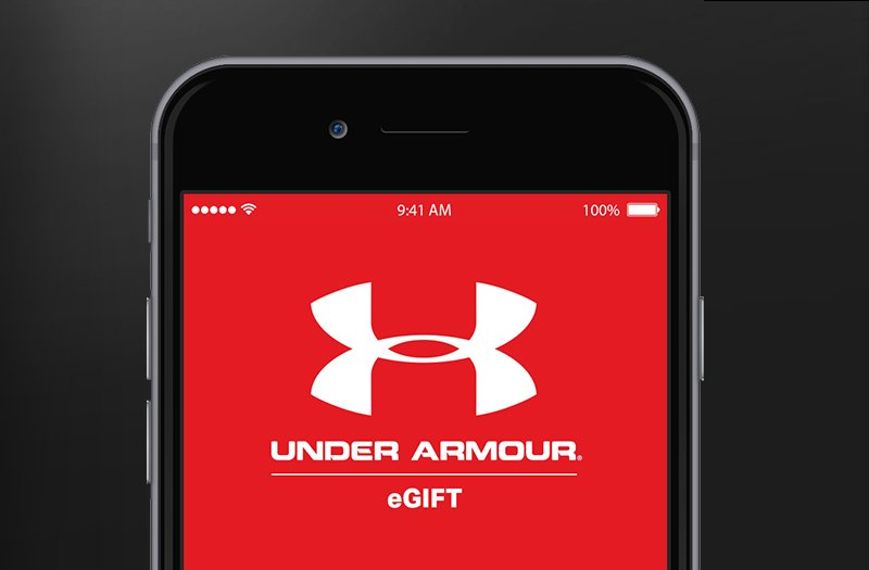 Under Armour Gift Cards Gift Certificates Us