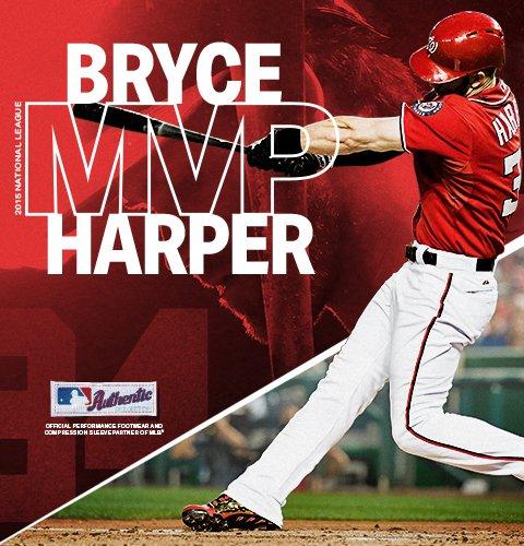 Under armour baseball for Bryce harper mvp shirt