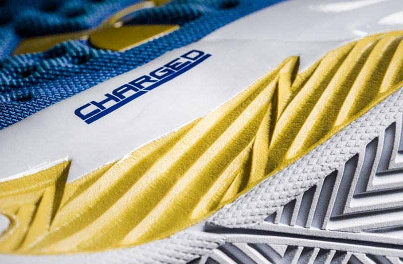 Under Armour Charged Cushioning® Technology