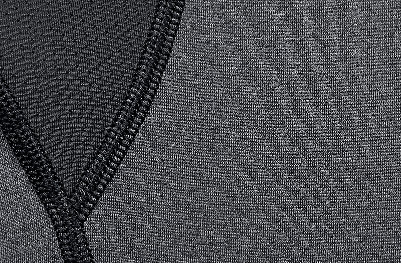 HeatGear Armour technology closeup