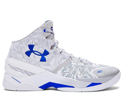 Stephen Curry to Wear Under Armour Shoes with Season Stats All