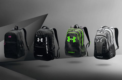 UA Backpacks: In it for the long haul.