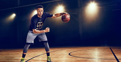 UA ROSTER. STEPHEN CURRY