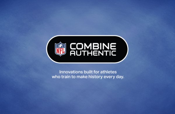 NFL Combine Authentic - Innovations built for athletes who train to make history every day.