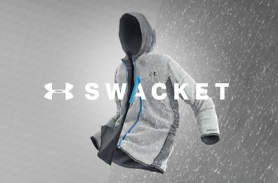 Under Armour Swacket - Part Sweatshirt, Part Jacket