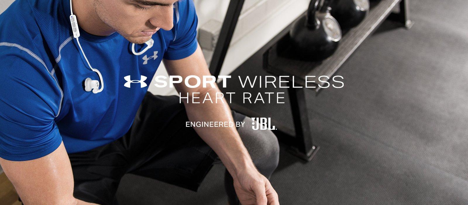 UA Sport Wireless Engineered By JBL
