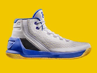 Curry 4s in the spotlight for Under Armour Under Armour, Inc. Class