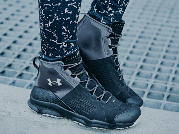 Lightweight Black Shoes