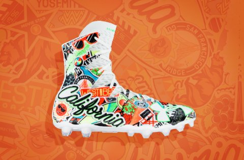 Limited Edition State Pack Football Cleats | US
