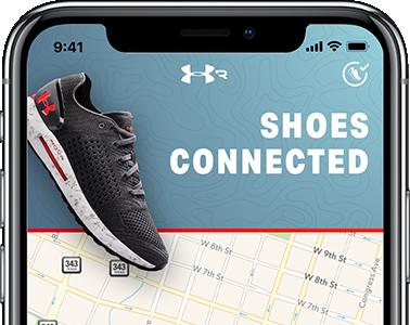 Sonic Men's Ua Connected Running Hovr™ Shoes qzSUpMGV