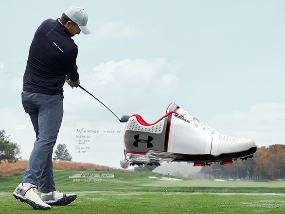 Jordan Spieth Jr Under Armour Shoes