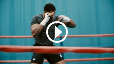 under armour boxing shoes. camp: anthony joshua (full) under armour boxing shoes
