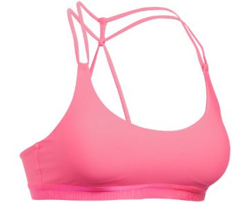 a2e17bf3808e2 All Girls  Sports Bras · A hot pink bralette. UA TRIANGLE BACK