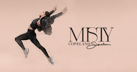 Misty Copeland Signature Collection