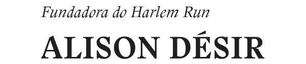 Alison Desir Harlem Run Founder