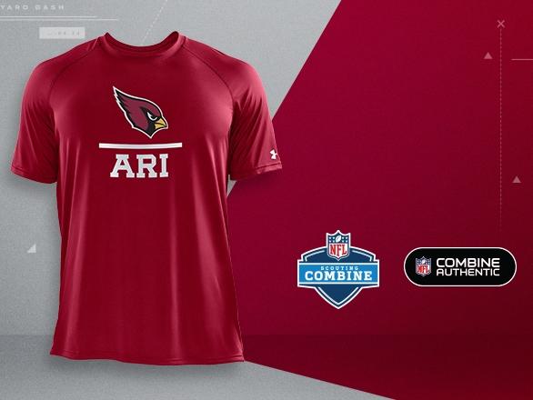 Arizona Cardinals Gear - NFL Combine  473e611c848f