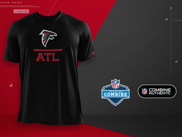 Atlanta Falcons Gear - NFL Combine  2638a6722d