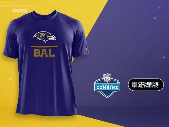 271a8b169 Baltimore Ravens Gear - NFL Combine