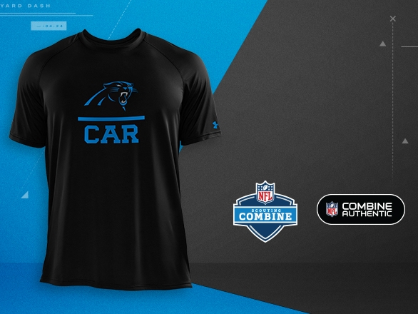 d3b767184 Carolina Panthers Gear - NFL Combine
