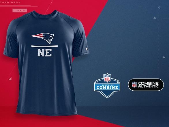 9a98c9489 New England Patriots Gear - NFL Combine
