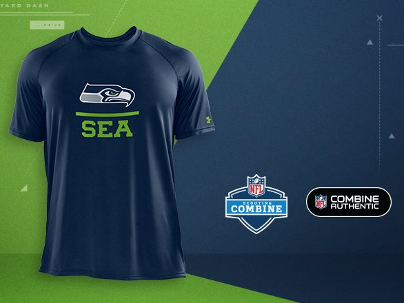 a4f092560 Seattle Seahawks Gear - NFL Combine