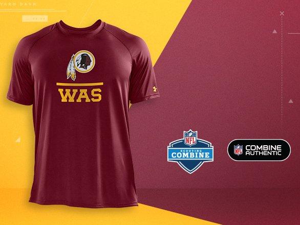 Washington Redskins Gear - NFL Combine  56f8e13e8