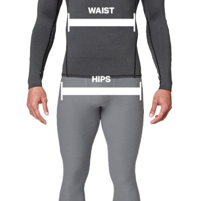 Men's Bottoms Fit Guide