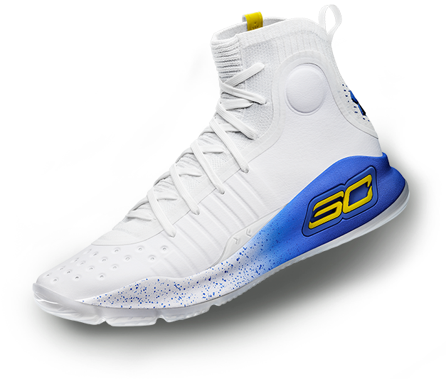 buy online a2000 ccf98 ... a black white ua curry 4 basketball shoe