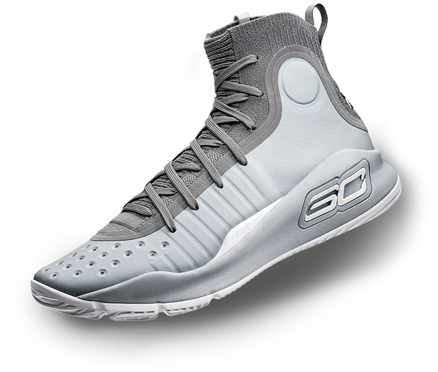 Curry Under Armour Shoes Black