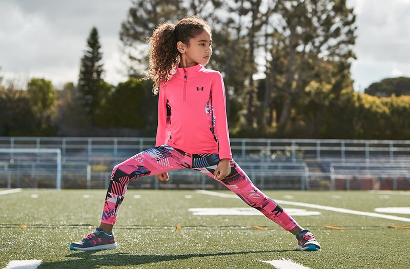 f35fc5dc3741e Girls  Under Armour Athletic Clothing