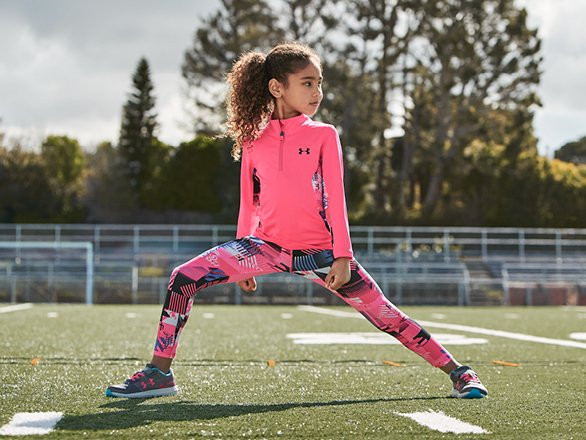 3683ed4ad5 Girls' Little Kids (Size 4-7) Bottoms   Under Armour US