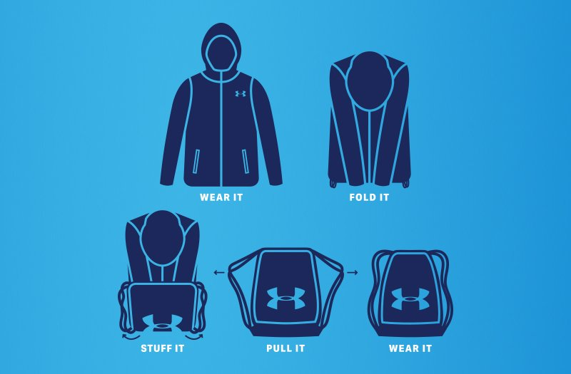 Sackpack Jacket