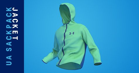 UA Sackpack Jacket