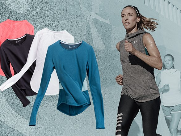 Acessorios y Ropa de Running para Mujer   Under Armour Chile