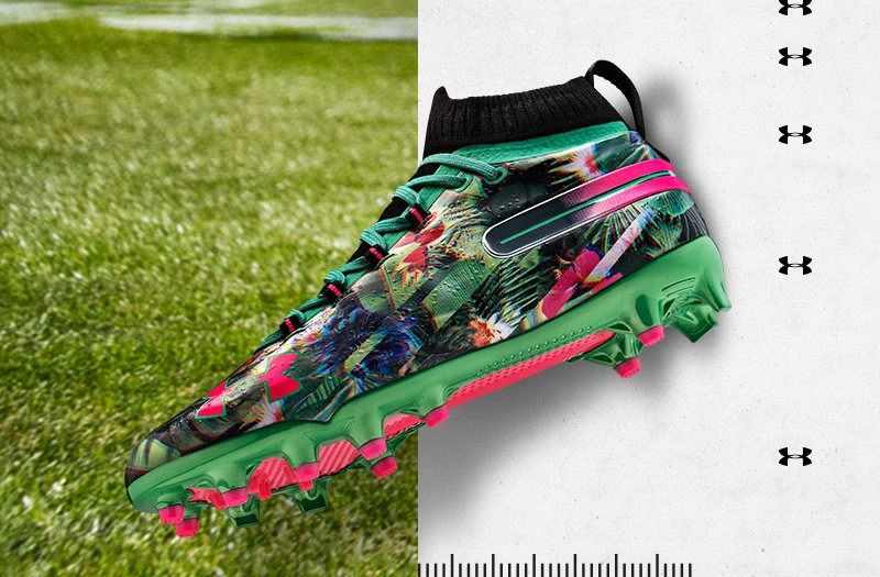 hot sale online 44ae3 7a8c4 Under Armour   Football Cleats, Apparel   Gear